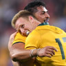 Rugby Championship 2018: Wallabies vs Argentina live