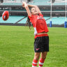 Swans' $55 million centre hailed as boost for women's sport