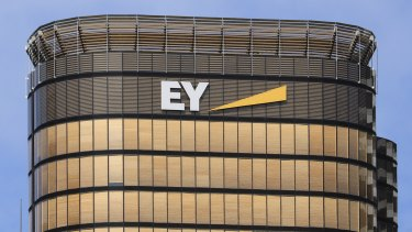 A half share of 200 George Street, the EY Centre has sold for $575m.