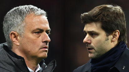 Spurs have ripped up a five-year manifesto for Jose's worldview