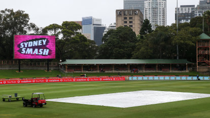 Thunder confirm they will take a knee during WBBL, Sydney derby washed out