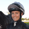'I've just become one of the jockeys and that has always been the aim'