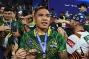 Tyson Frizell can't wait to represent Australia in his home town of Wollongong.