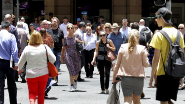 Queensland is the only state where average weekly earnings went backwards in May.