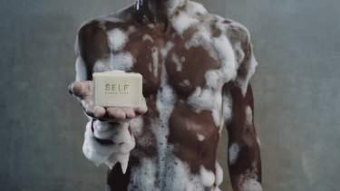 Julian Hetzel's work Schuldfabrik, featuring bars of soap made from liposuctioned human fat, will be at the 2019 Adelaide Festival.