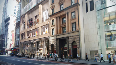 Fife Capital's new site at 383 George Street, Sydney