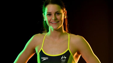 Kaylee McKeown has risen above a family tragedy to become one of stars of the Australian swimming team.