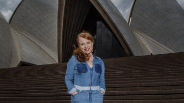 Olivia Ansell will take over from Wesley Enoch as artistic director of the Sydney Festival.
