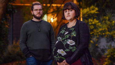 Elena Bruno-Scott and her husband Gideon Scott feel confused by the advice on birth rules.