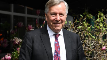 Peter King will is one of nine Liberals to nominate for the seat of Wentworth.