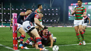 The Roosters and Rabbitohs aren't expected to relaunch the NRL season.