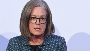 ASIC's deputy chair Karen Chester says it's ready to take legal action.