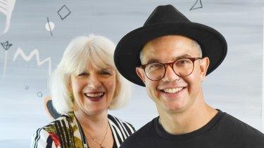 Christine Morgan and Joe Williams are dual winners of the 2019 Mental Health prize.