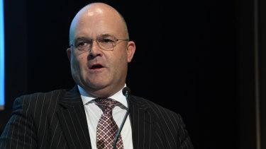 Infrastructure Australia chief Philip Davies.