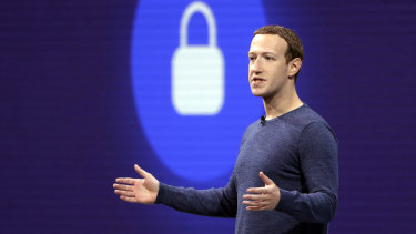 Most Australians wanted political advertising banned from platforms such as Mark Zuckerberg's Facebook.