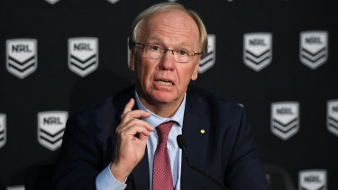 "Folau ""doesn't pass our inclusive test,"" the Australian Rugby League Commission chairman Peter Beattie has said of the former Wallaby."