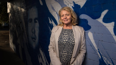 Bulldogs chair Lynne Anderson  reported allegations concerning George Coorey's behaviour.