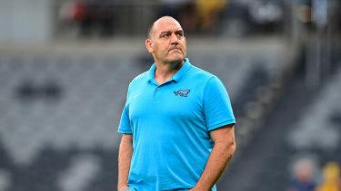Pumas head coach Mario Ledesma has been through a lot in 2020.