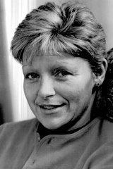 Veronica Guerin, 33, an Irish investigative journalist who was shot dead in an ambush in the south-west Dublin suburb of Clondalkin in 1996.