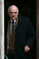 Former head of MI6 Richard Dearlove.