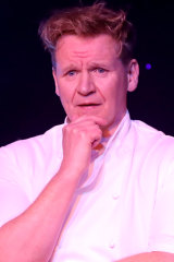 Sorry Martha and Michelle, Gordon Ramsay's pie was the winner.