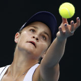 Ash Barty and her team are likely to set up a base in the northern hemisphere.