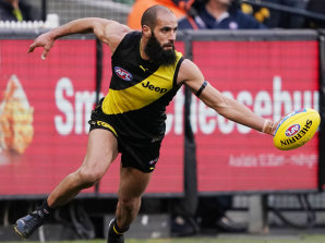 Bachar Houli has been ruled out with a calf strain.