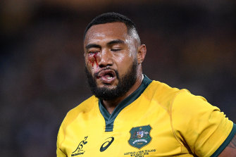 Sekope Kepu  believes the Wallabies have  young front-rowers ready to step up.