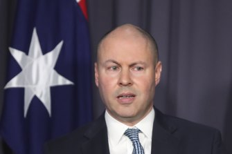 Treasurer Josh Frydenberg says Australia will soon be in a position to accept international students.