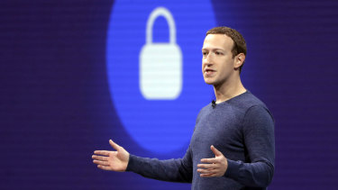 Facebook chief Mark Zuckerberg ... Scott Morrison is one voice among world leaders who hopes to bring the social media giant heel.