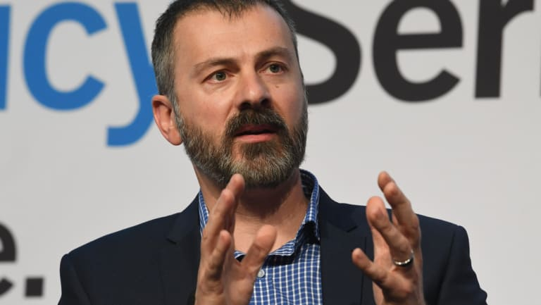 Adrian Turner, the head of Data61 at the CSIRO, said the feedback he'd received from students was that their high school curriculum was restrained.