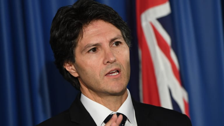 Finance Minister Victor Dominello said there had been fewer than 30 complaints regarding claims management under the new scheme.