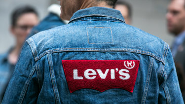 Levi Strauss & Co traded publicly for the first time in more than three decades on Thursday.