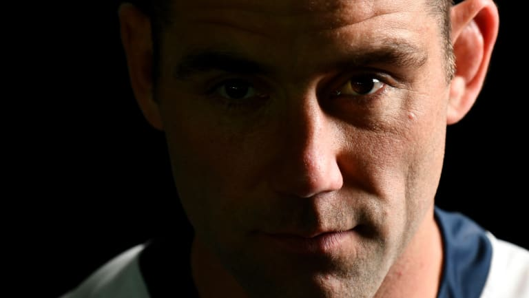 Million-dollar man: Storm captain Cameron Smith's future remains clouded.