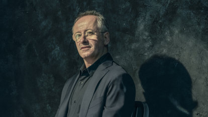 After a near-death experience, Andrew Denton has a new intensity