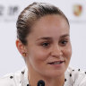 Barty's tricky path in China to finish magical season with a flourish