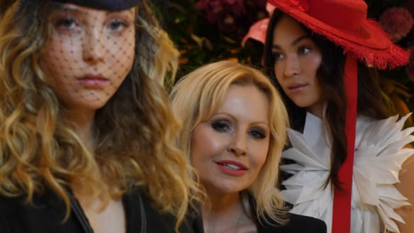 The giant hat trend that's influencing this year's spring carnival