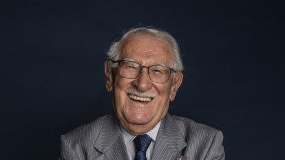 Auschwitz author Eddie Jaku: how to be happy and live to 100