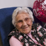 Australia's oldest living woman: Still living it up at age 110