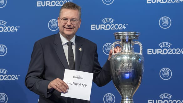 Germany wins right to host Euro 2024