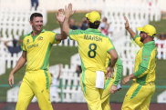 Australia's high-quality bowling attack, led by Josh Hazlewood and Pat Cummins, was the difference between the sides.