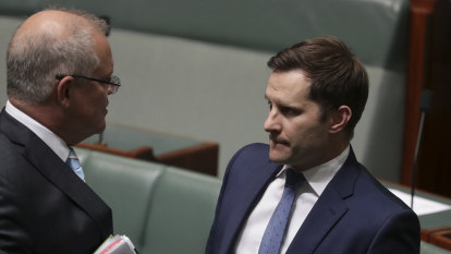 'Appalling behaviour': PM's state Liberal representative lashed in open letter