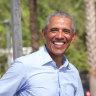 Obama's 60th birthday party plan draws scrutiny amid Delta variant surge
