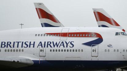 British Airways cancels hundreds of flights as pilots get set to strike