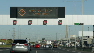 Commuters are hopping into their cars rather than take public transport to get to work.