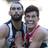 Late surge over Saints delivers Collingwood a sixth-straight win