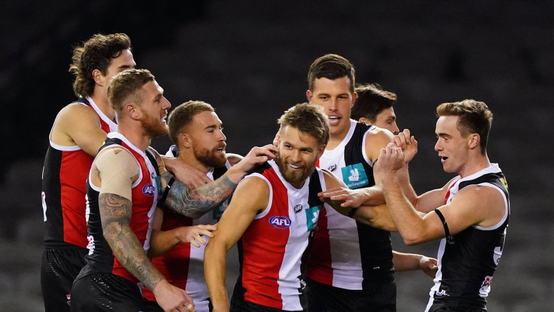 Fearless Saints upset flailing Richmond – The Age