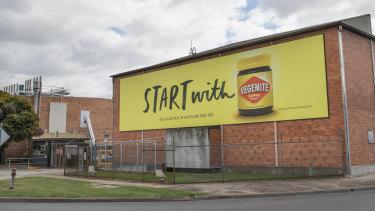 1 Vegemite Way, Port Melbourne.