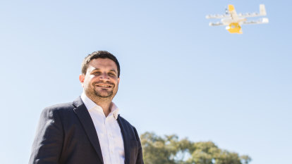 Drone delivery service Wing launches less noisy drones to more suburbs