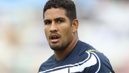 Cowboys star alleged to have abandoned hire car after holiday crash